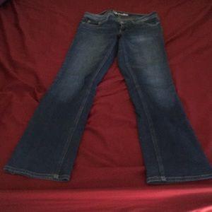 Aeropostale boot cut jeans like new